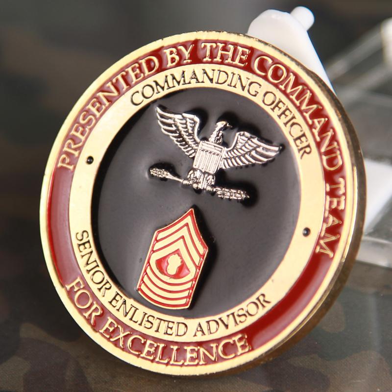 Commander's Challenge Coin