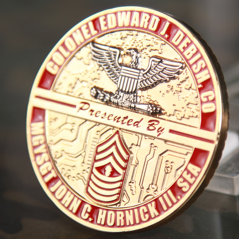 Command Team Challenge Coin